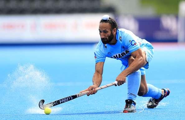 Battle-hardened Sardar Singh keeps on fighting with Khel ... Indian Hockey Players Sardar Singh