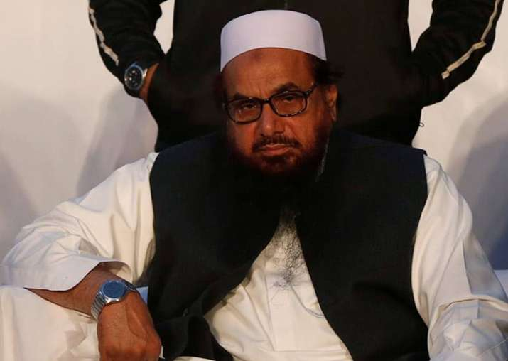 India Tv - Hafiz Saeed is the founder of Lashkar-e-Taiba and is wanted in India