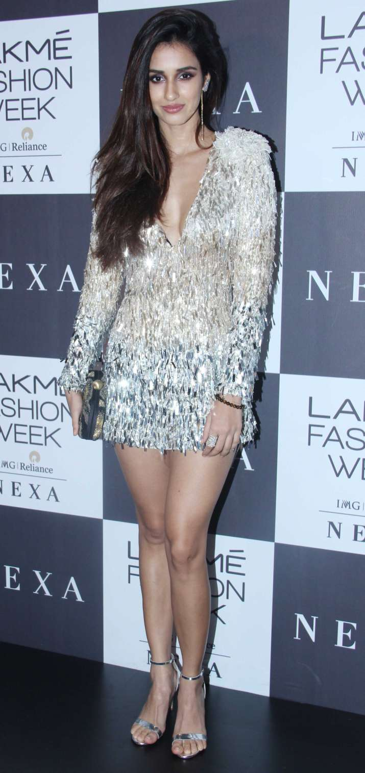 India Tv - Bollywood actress Disha Patani