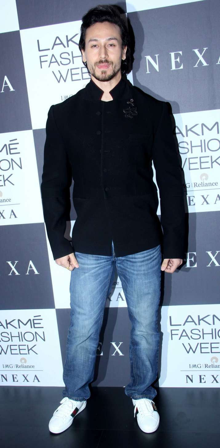 India Tv - Bollywood actor Tiger Shroff