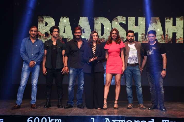 India Tv - Baadshaho