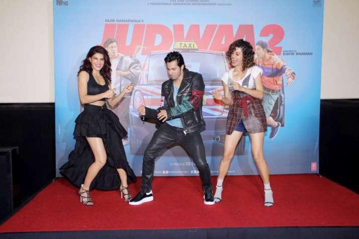 India Tv - Judwaa 2 trailer launch