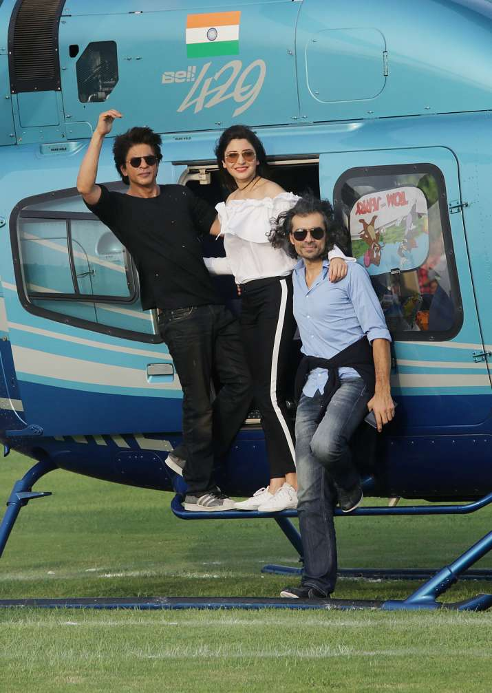 India Tv - Shah Rukh, Anushka, Imtiaz