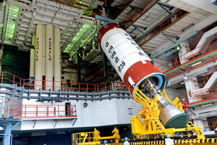 ISRO to launch India's 8th navigation satellite on Thursday