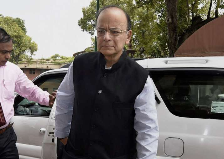 File pic of Arun Jaitley