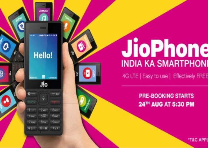 JioPhone bookings hit 6-million mark, delivery date out! Check