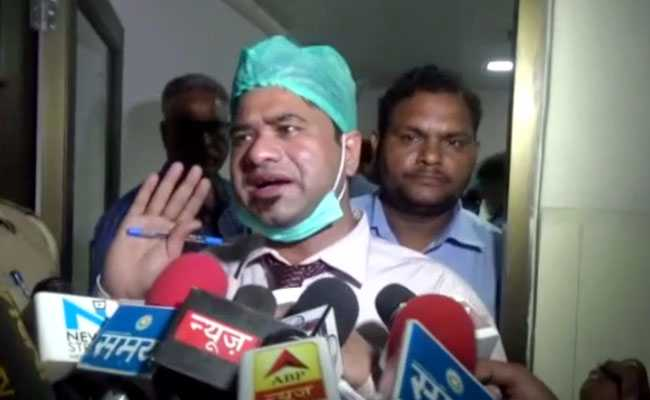 Media reports hailed Dr Kafeel Khan as a hero for saving