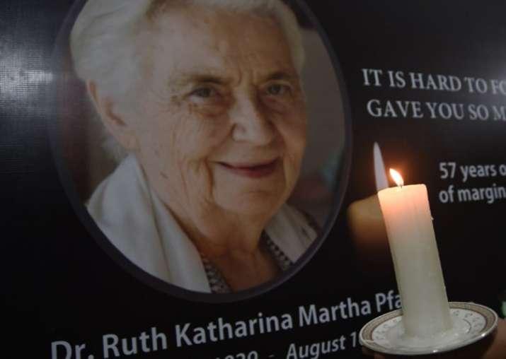 German nun called 'Pakistan's Mother Teresa' accorded state