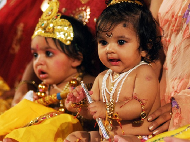 Happy Krishna Janmashtami 2017: Images, Messages, Wishes