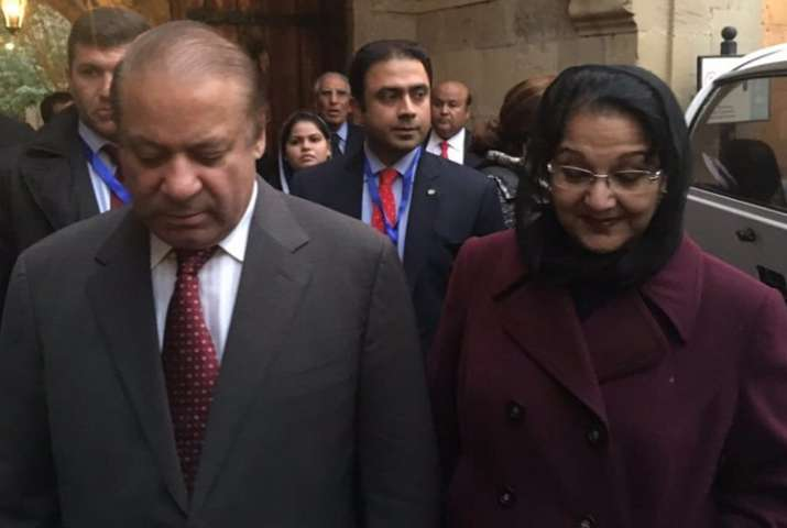 Nawaz Sharif's wife Kulsoom suffering from throat cancer