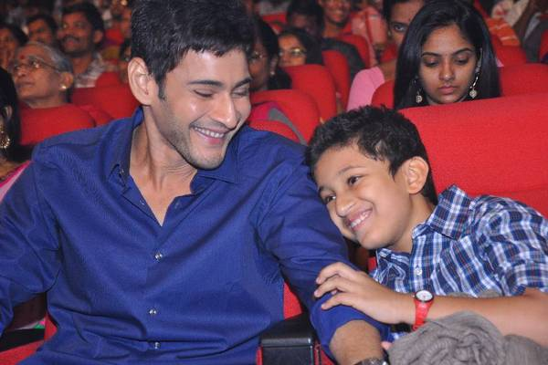 Mahesh Babu's son Gautam turns 11: Spyder actor shares