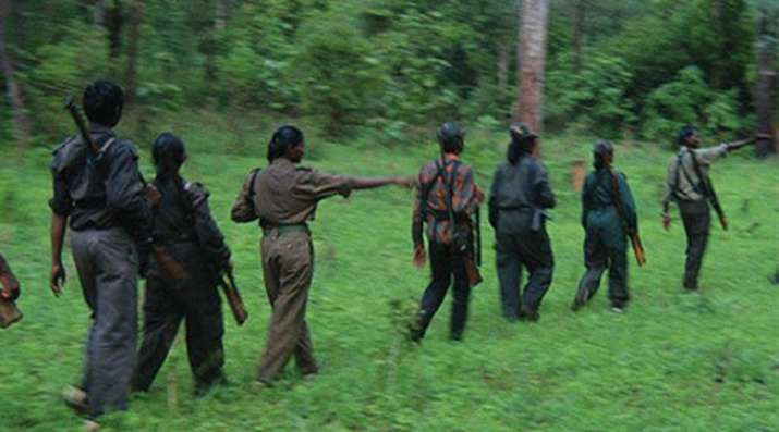 India Tv - Maoists are behind most terror-related incidents in India