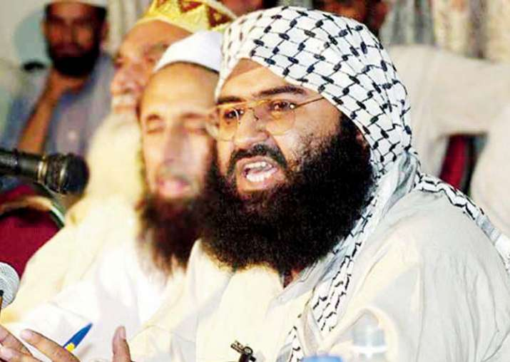 File pic of Masood Azhar
