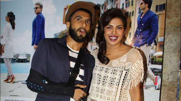 India Tv - Priyanka Chopra and Ranveer Singh