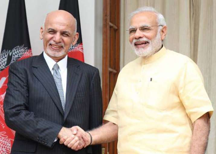India's role in Afghanistan focused on economy, not