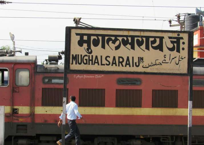 Uproar in Rajya Sabha over renaming of Mughalsarai Junction