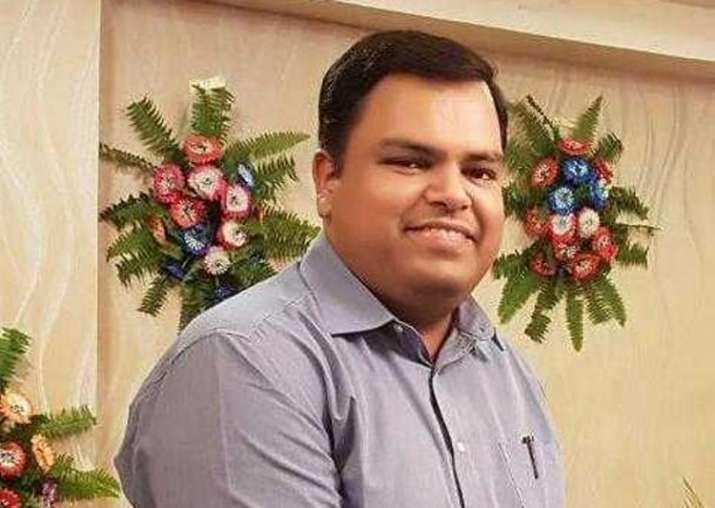 Buxar DM Mukesh Pandey