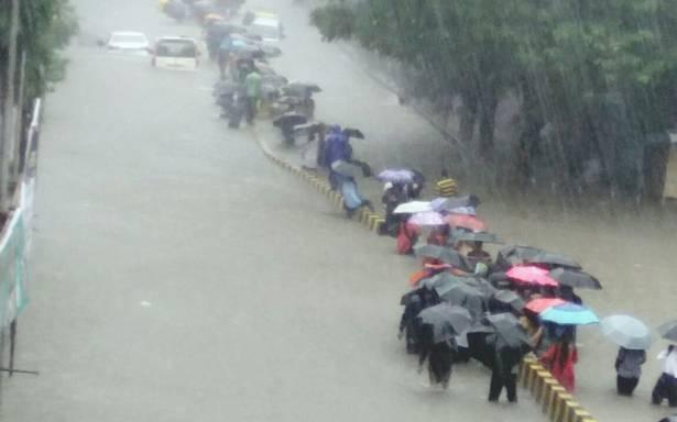 IMD forecasts 'heavy to very heavy rains' in Mumbai this