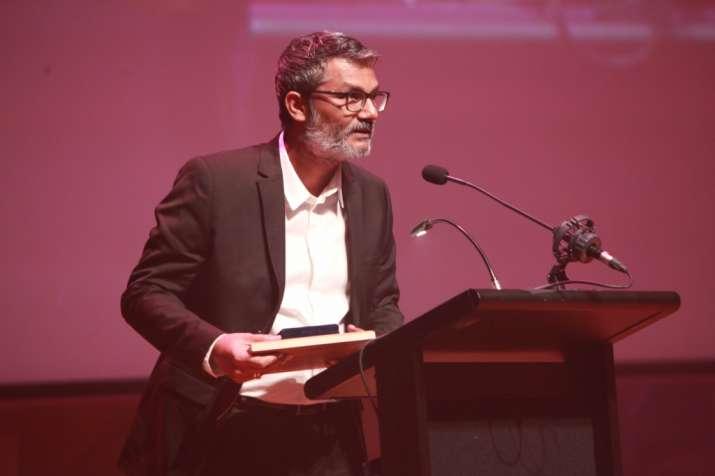 IIFM Awards winner for best director Nitesh Tiwari