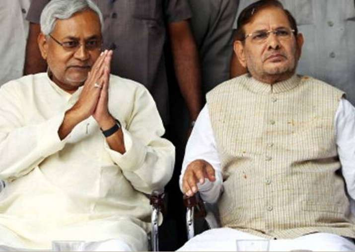Split JD(U) if you have majority support, Nitish Kumar