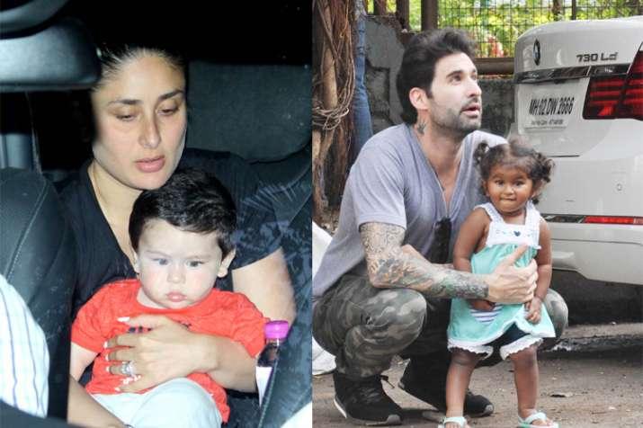 Twinkle Khanna Kids Kareena Kapoor's son...