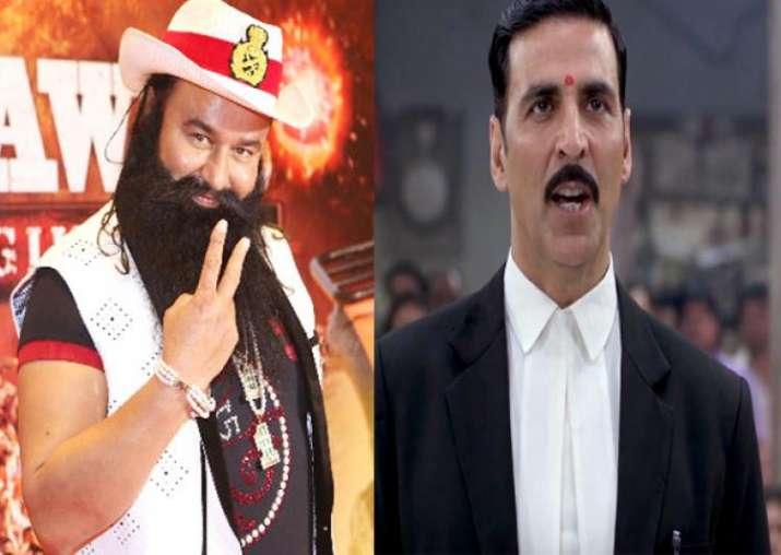 Ram Rahim Singh Hind Ka Napak Ko Jawab beat Akshay Kumar