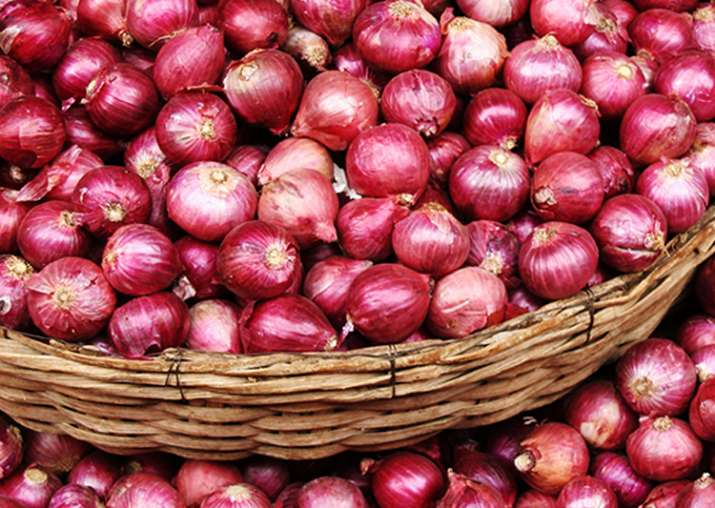 Ram Vilas Paswan seeks curbs on onion export to keep prices