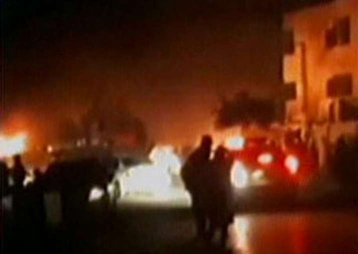 Powerful blast kills 17 people in Pakistan