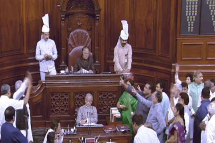 Uproar in Parliament as Congress cries foul over Bengaluru