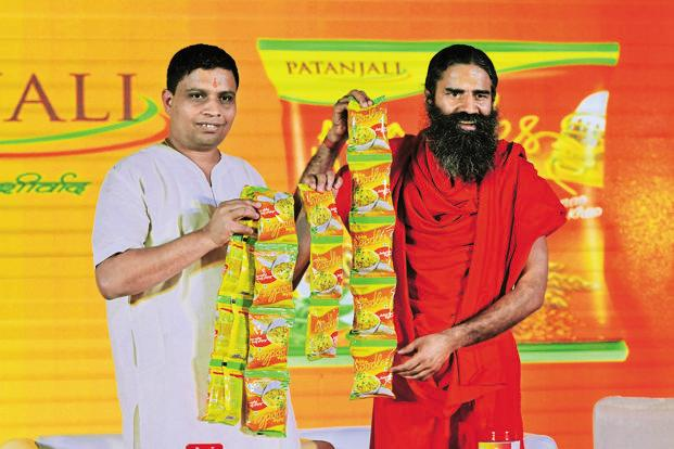 Patanjali joins hands with Facebook, Google for digital