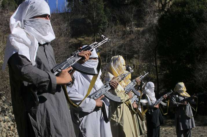 Top 5 Pakistan-based terrorists waging war against India