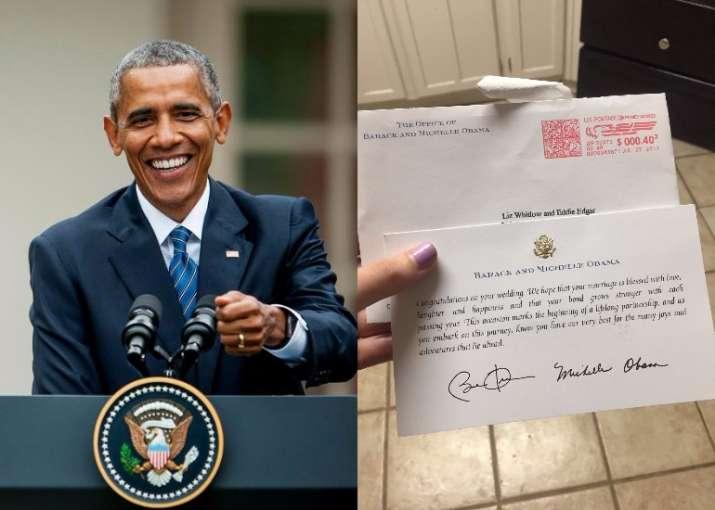 barack obama wedding invitation
