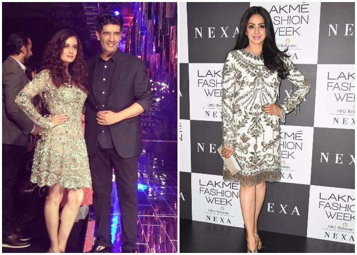Lakme Fashion Week Winter Festive 2017 The Fashion Extravaganza Ends With Manish Malhotra Collection Lifestyle News India Tv