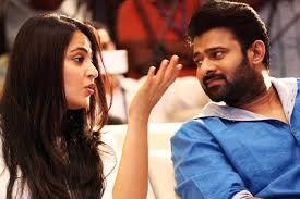 India Tv - Prabhas with Anushka Shetty