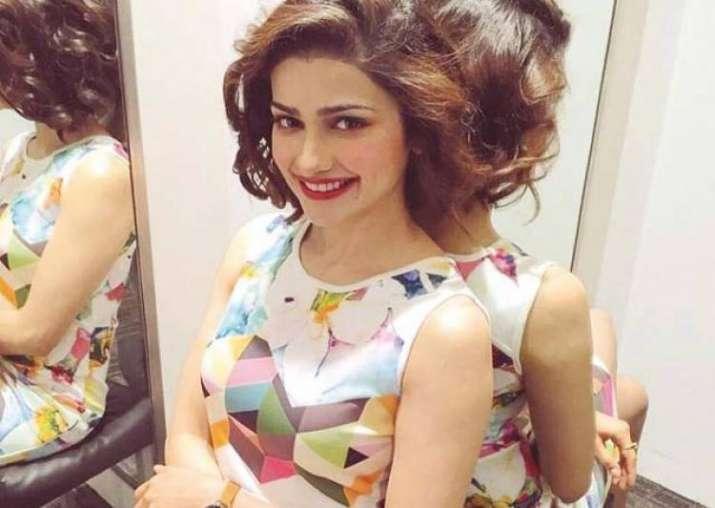 Prachi Desai injured on the sets of upcoming film Kosha