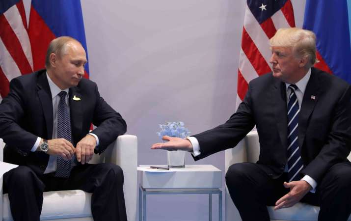 Trump reluctantly signs Russia sanctions bill, Kremlin says