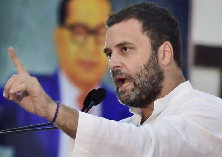 Congress VP Rahul Gandhi targeted PM Modi over Gauri