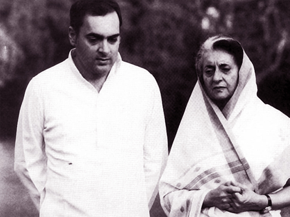 In 1983, CIA had deemed Rajiv 'politically immature' to