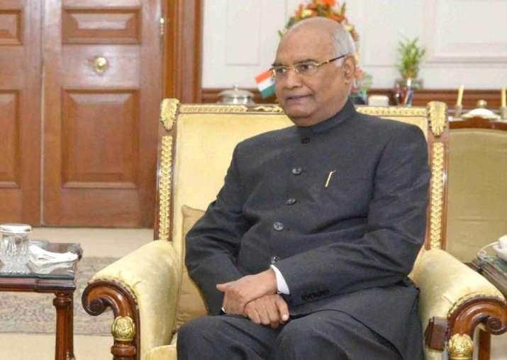 President Kovind meets Rashtrapati Bhavan's military wing