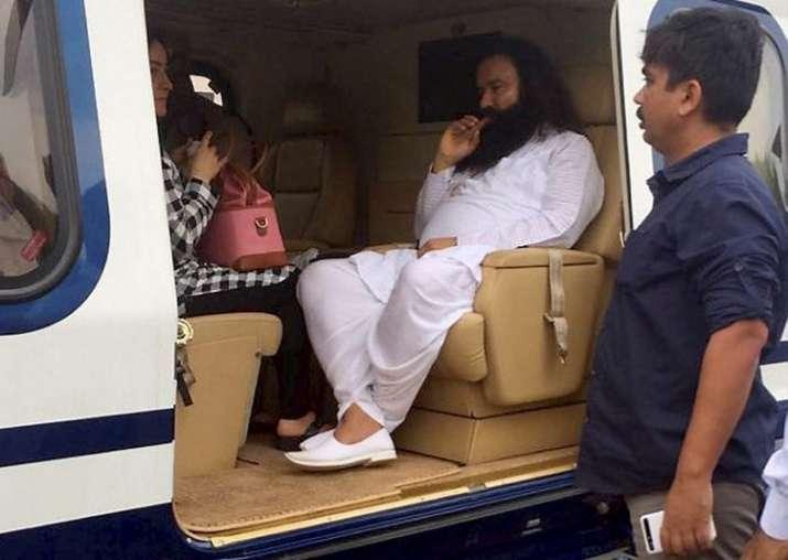 Ram Rahim not to be brought to Panchkula for sentencing: