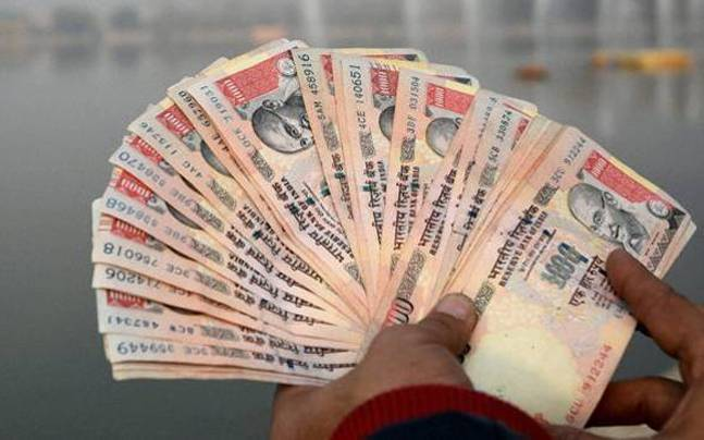 Rs 2.89 lakh cr deRs 2.8posited after noteban under