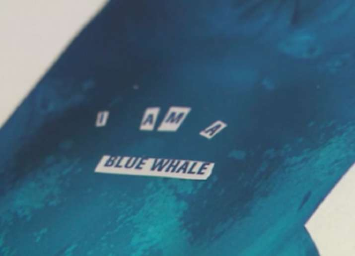 India Tv - I am a blue whale
