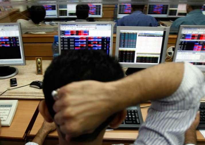 Sensex tanks 362 points, Nifty below 9,800