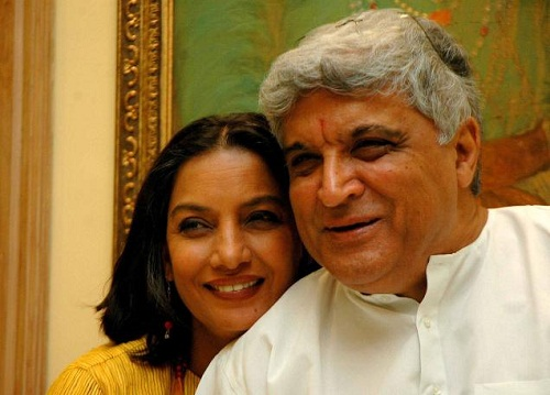 Javed Akhtar and wife Shabana Azmi to be feted at Singapore