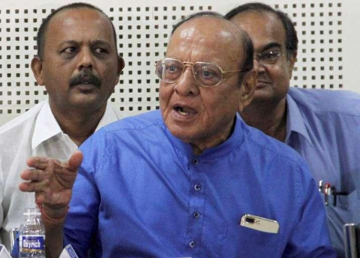 Gujarat Congress seeks disqualification of Vaghela, 13