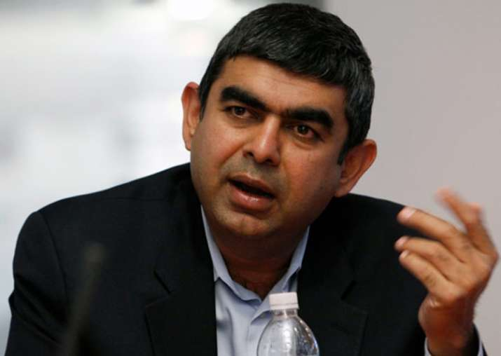 Vishal Sikka denies joining HP Enterprise
