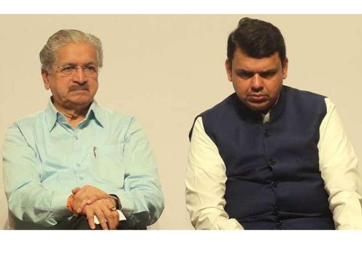Subhash Desai offers to quit, CM Fadnavis declines request