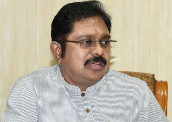 Dhinakaran removes Udhayakumar as secretary of party forum