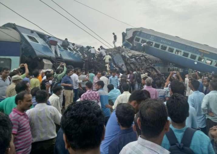 Utkal Express derails near Muzaffarnagar, 6 dead