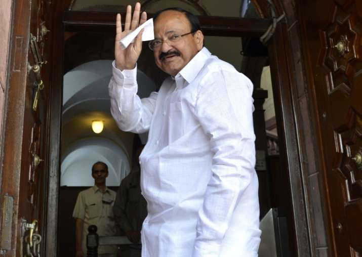 Venkaiah Naidu: A witty one-liner Vice President